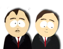 South Park Charakter Portrait