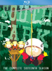 Blu-ray Cover 16. South Park Staffel