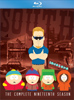 Blu-ray Cover 19. South Park Staffel