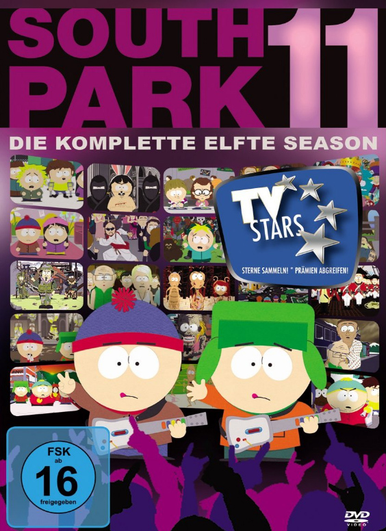 neue staffel south park