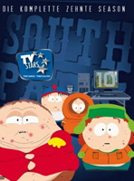 South Park Staffel 10 auf DVD
