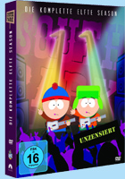 South Park Staffel 11 auf DVD