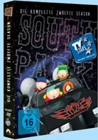 South Park Staffel 12 auf DVD