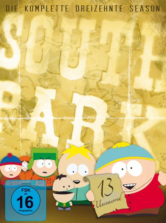 south park staffeln