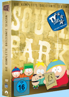 South Park Staffel 13 auf DVD