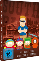 South Park - Die komplette 19. Season DVD Box