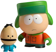 Kidrobot South Park Figur