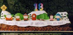 Mark Boyles South Park Torte