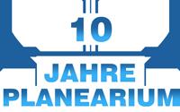 10 Jahre planearium.de