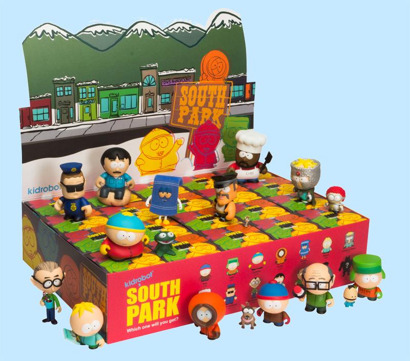 figuren south park