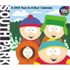 South Park 2015 Year-in-a-Box Calendar